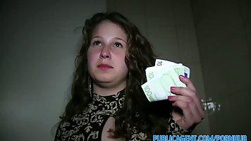 Молодая студентка ночью дала незнакомцу за деньги